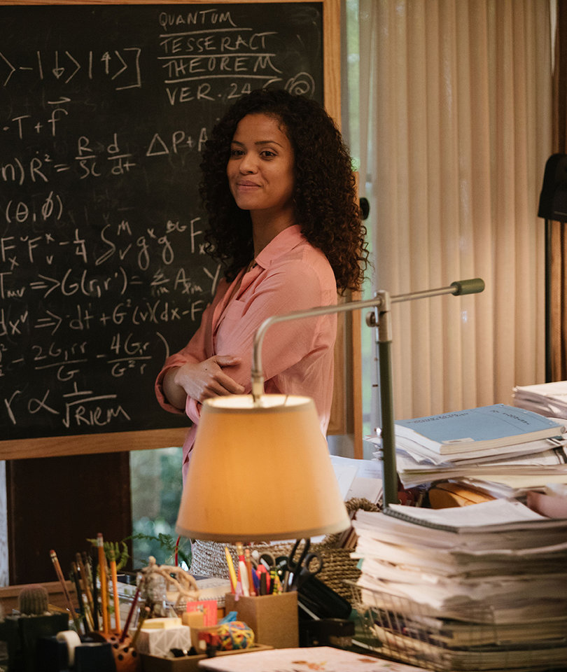 'Wrinkle in Time' Star Gugu Mbatha-Raw on This 'Empowering Moment'