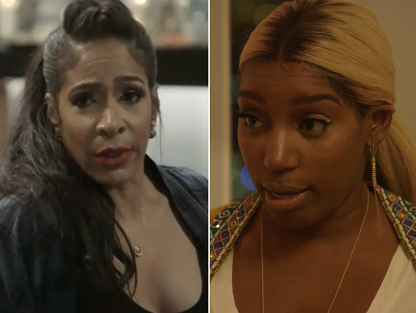 'RHOA' Fight of the Night: NeNe Attacks Shereé Over RoachGate and Her Jailed Boyfriend Tyrone
