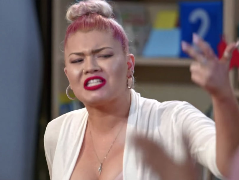 'Get the F-ck Out Here': Amber Portwood Explodes on Jim Jones in 'Marriage Boot Camp' Blowout