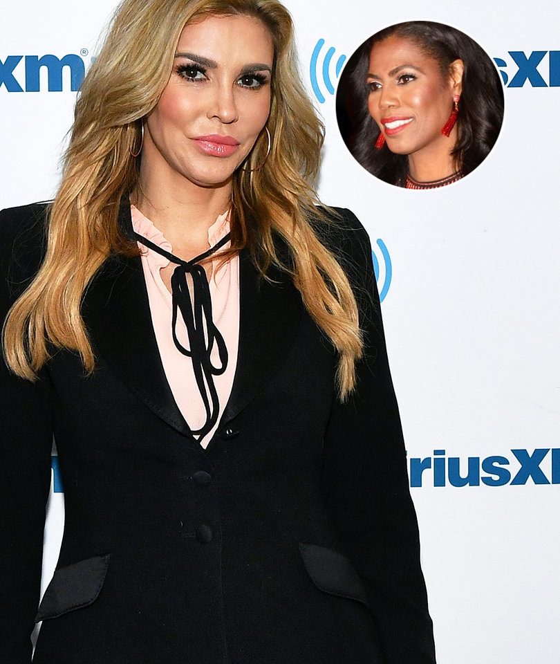 Why Brandi Glanville Still Thinks Omarosa Hooked Up With Donald Trump