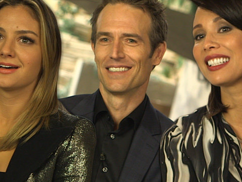 The Stars of 'The Arrangement' Tease Season 2