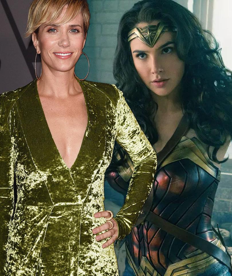 Kristen Wiig Confirmed to Play 'Wonder Woman 2' Villain Cheetah