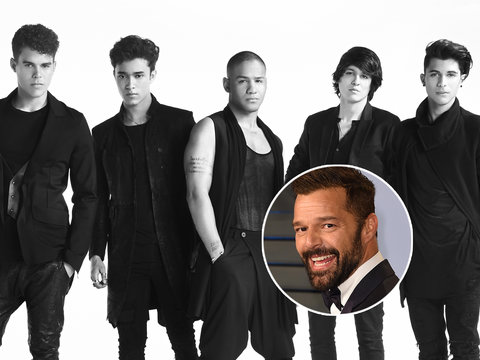 Why Latin Pop Band CNCO Is Thankful for American Artists