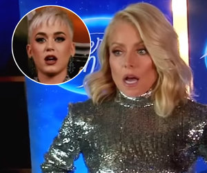 Kelly Ripa Auditions for 'American Idol' and Katy Perry Is Not Impressed