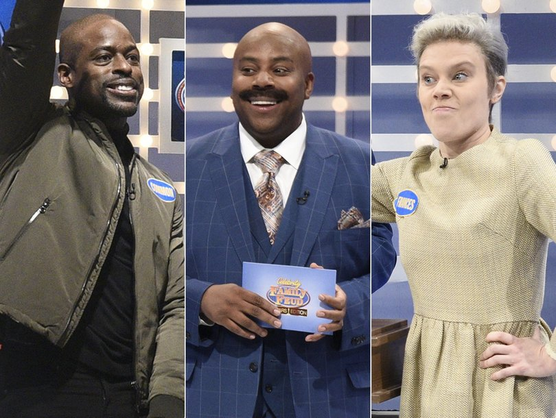Sterling K. Brown 'SNL' Sketches Ranked From Worst to First: Robert Mueller Is 'The Bachelor,' Oscar Winners Play 'Family Feud'
