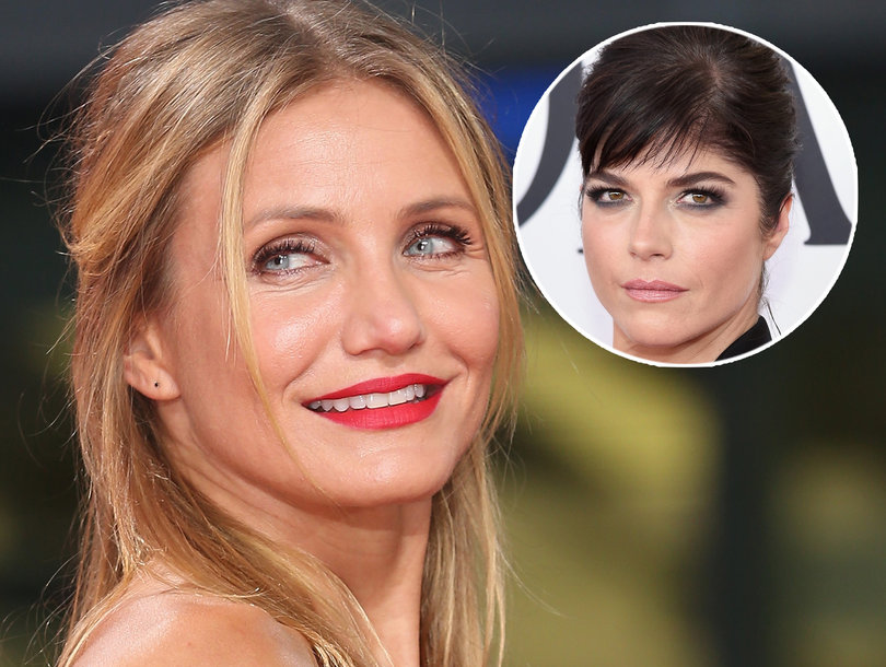 Selma Blair Was Only Joking When She Said Cameron Diaz 'Retired' From Acting