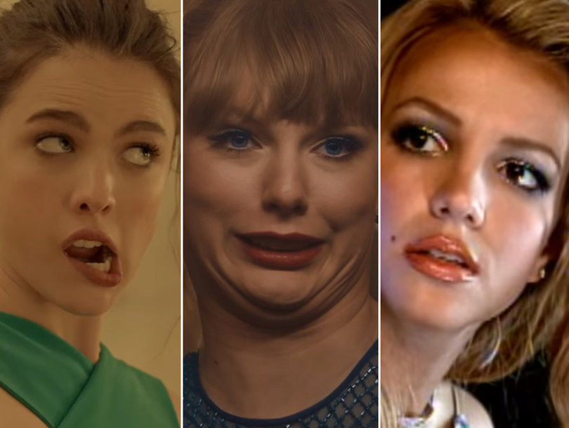 3 Videos Taylor Swift's 'Delicate' Ripped Off, According to Haters and Fans