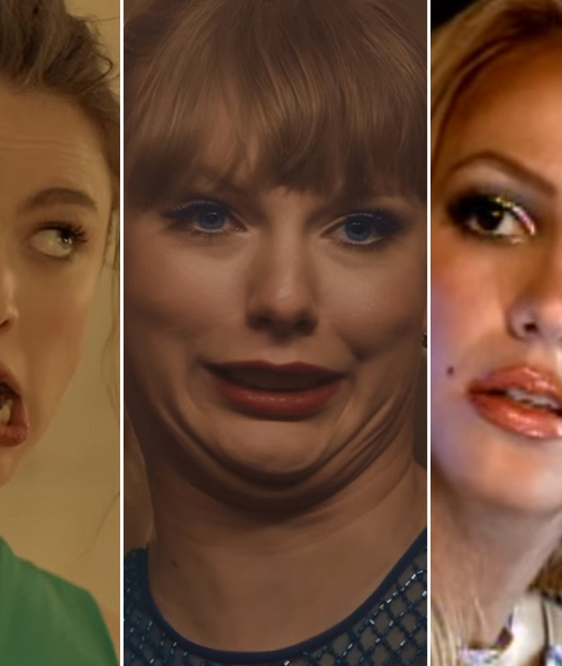 3 Videos Taylor Swift's Haters (and Fans) Think She Ripped Off