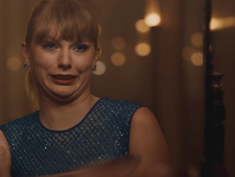 Taylor Swift Debuts Strange But Telling 'Delicate' Music Video