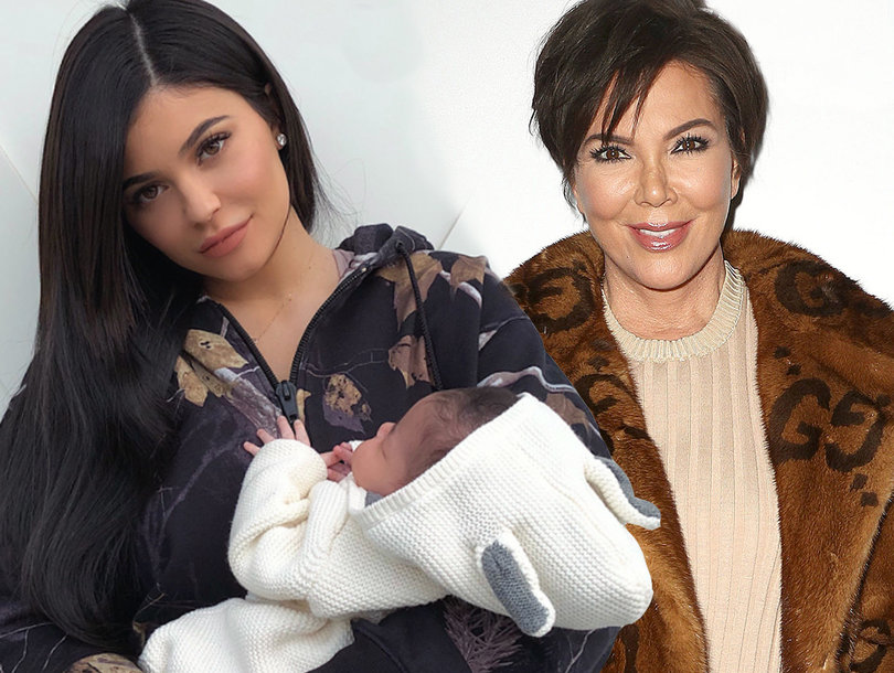 Kris Jenner Shuts Down Rumors Tyga Is Kylie Jenner's Baby Daddy: 'Oh No, No, No!'