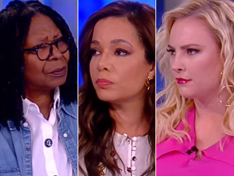 Meghan McCain Calls Betsy DeVos' '60 Minutes' Interview 'Deeply Frustrating' as 'The View' Tears It Apart