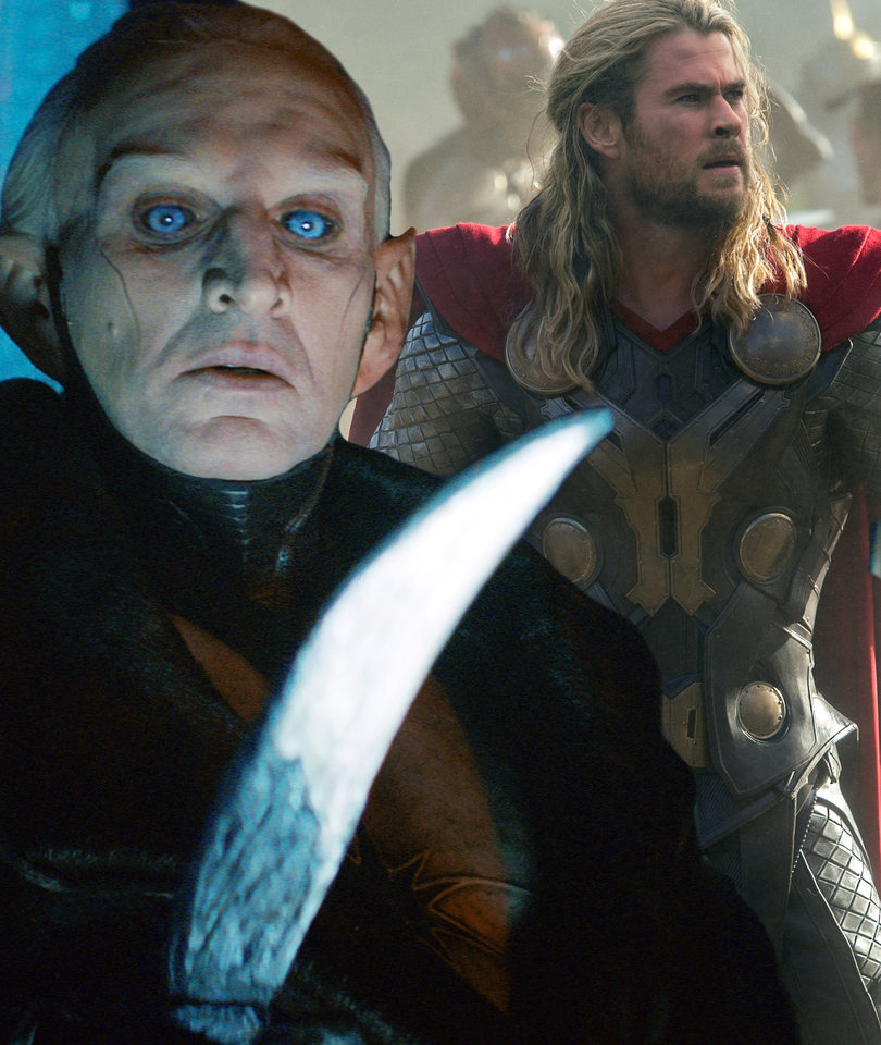 'Thor' Villain Compares Working on Movie to Having 'Gun in Your Mouth'
