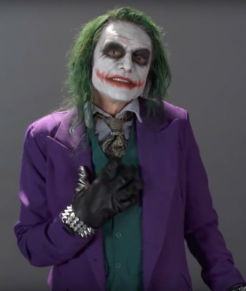 Tommy Wiseau as The Joker Is Almost as Bad as 'The Room'
