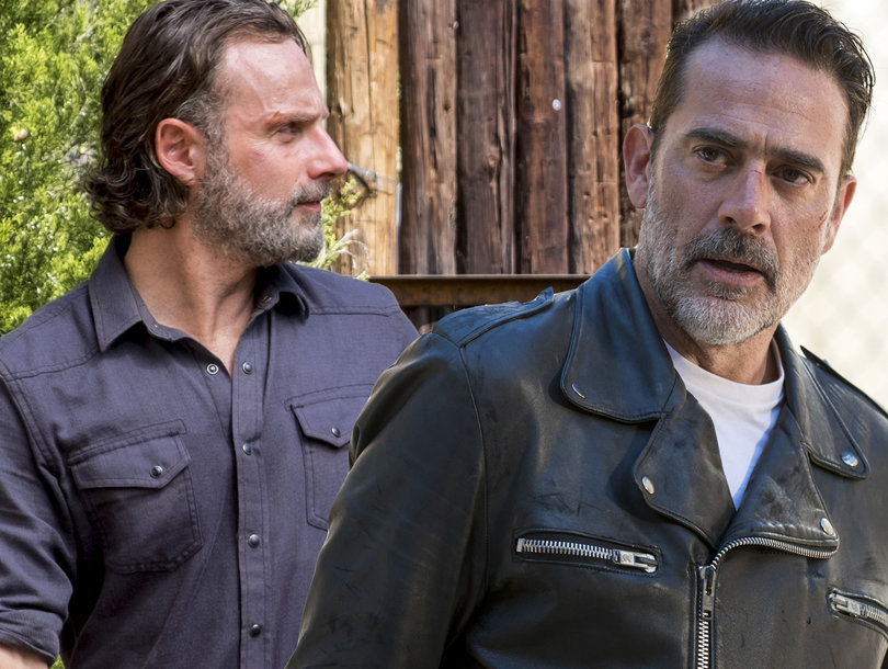 'Walking Dead' Sneak Peek Shows The Saviors' Frustration With Rick's People: 'They Don't Scare!'