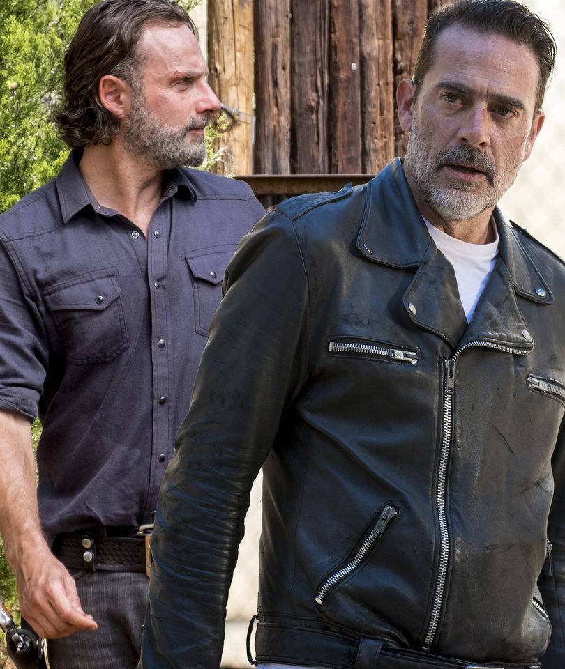 'Walking Dead' Preview Teases Frustration, Confrontation & Death