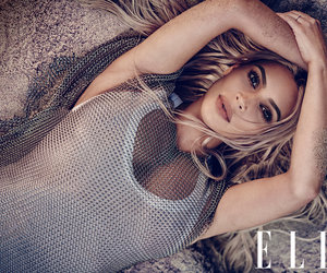 Kim Kardashian Stands By 'Bo Derek Braids' and 3 More Elle Takeaways