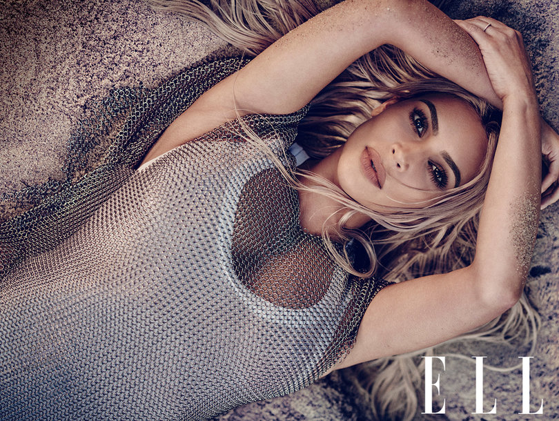 Kim Kardashian Stands By Her 'Bo Derek Braids' and 3 More Takeaways From Elle Cover Story