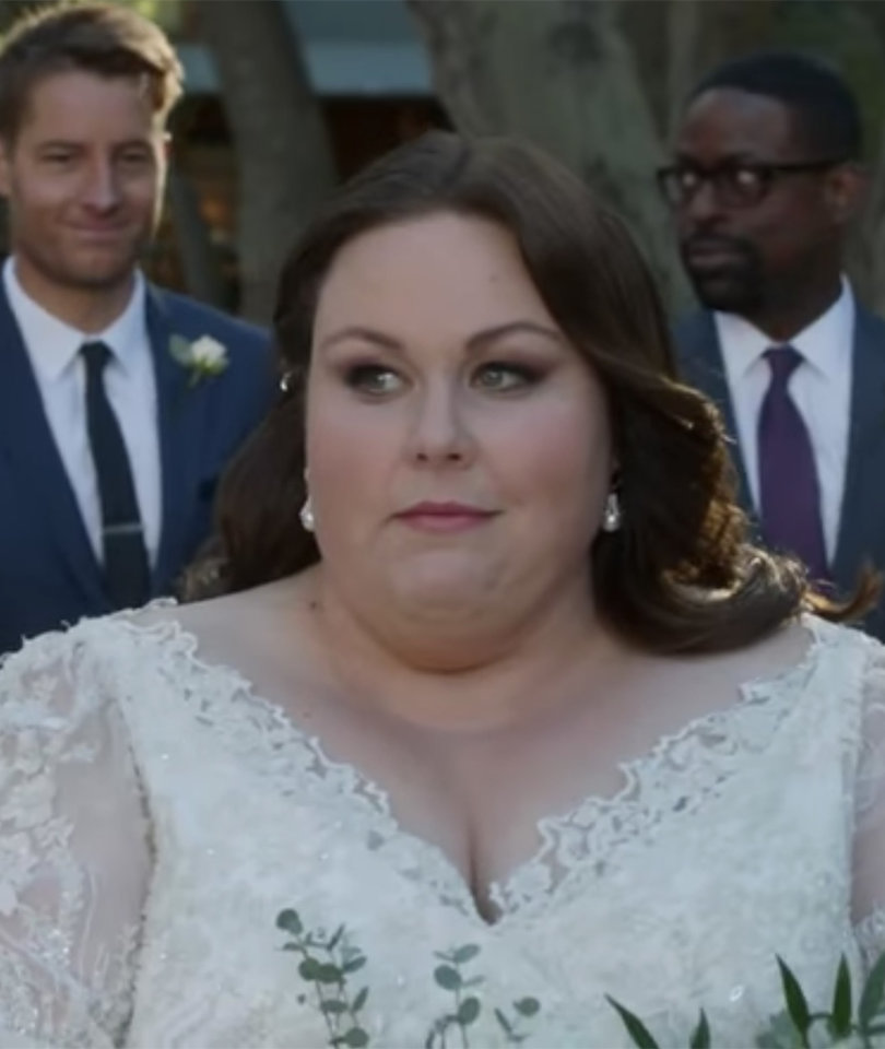 'This Is Us' Finale Tissue Moments: Kate's Wedding, Glimpses Into the Future