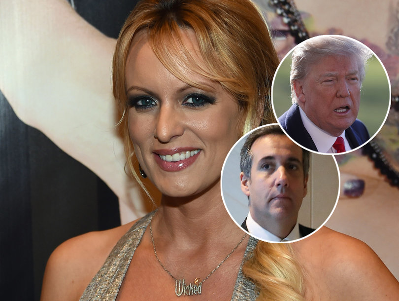 Stormy Daniels Crowdfunds Legal Fight Against Donald Trump and Michael Cohen