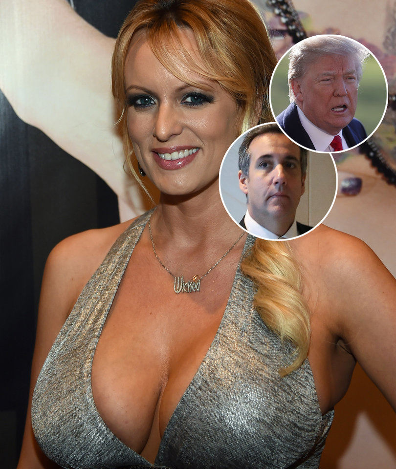 Stormy Daniels Crowdfunds Legal Fight Against Donald Trump