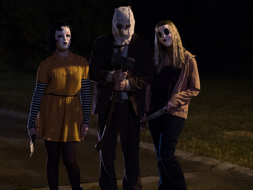 'The Strangers: Prey at Night' Director and Bailee Madison Break Down the Film's Killer Soundtrack