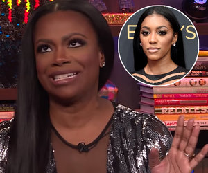 Kandi Burruss Says Porsha Wiliams Is 'Good at Playing the Victim'