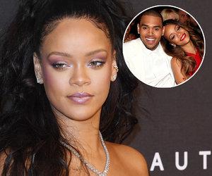 Rihanna Slams Snapchat for Ad Asking 'Slap' Her or 'Punch Chris Brown'
