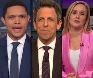 Late-Night Comedians Praise Students on National Walkout Day