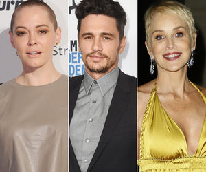 Rose McGowan, James Franco's Accusers Slam Sharon Stone for Defending Him
