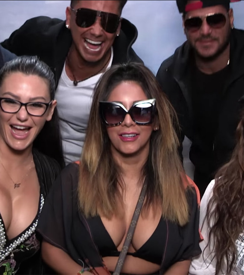 First 'Jersey Shore' Trailer: Who's Expecting & Who's Fighting Prison Time?