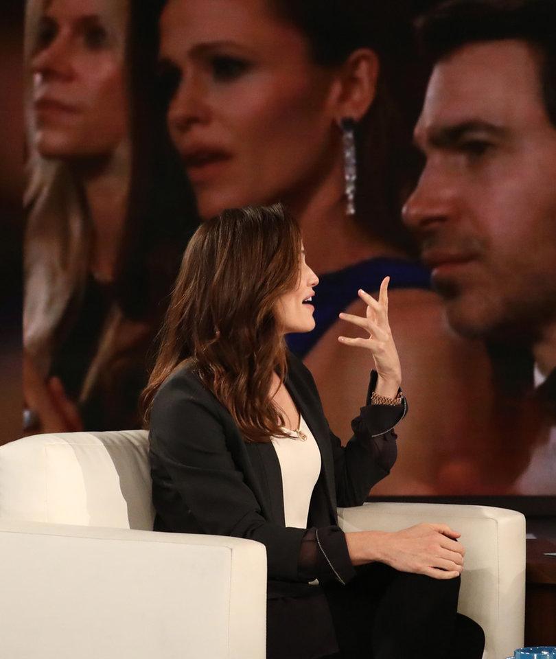 Jennifer Garner Finally Explains 'Embarrassing' Viral Oscars Face