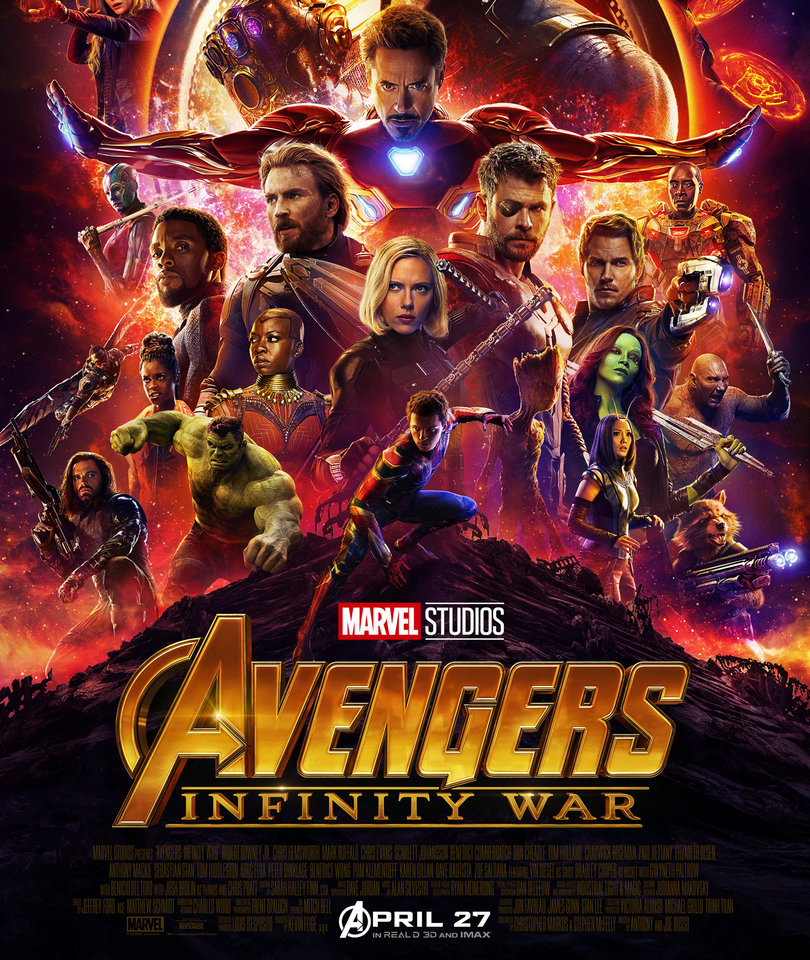 New 'Avengers: Infinity War' Trailer: Thanos Is Here and Everyone's Screwed