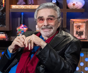 Burt Reynolds Throws Shade at Trump and Calls This Actress 'Overrated' on 'WWHL'