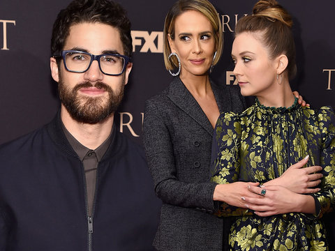 'American Horror Story' Cast Steps Out to 2018 FX Annual All-Star Party