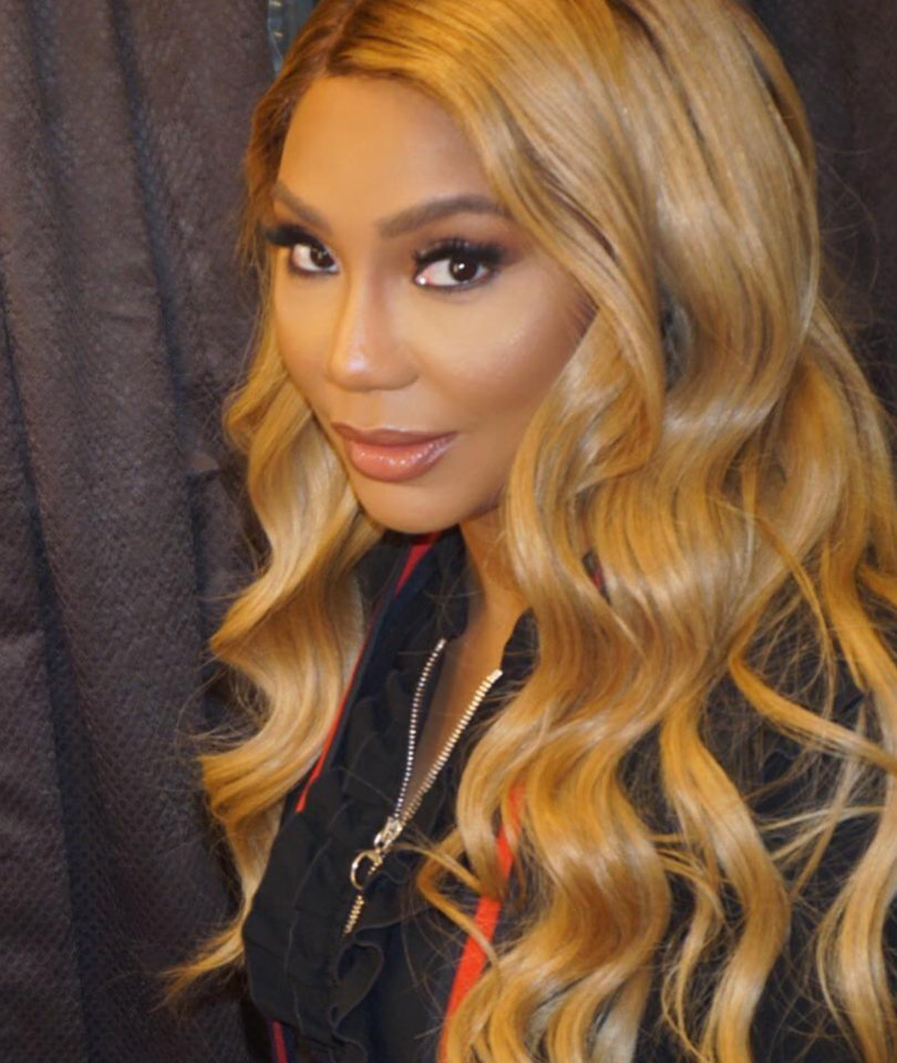 Tamar Braxton Shaves Her Head, No Longer 'Feeling Captive to a Wig'