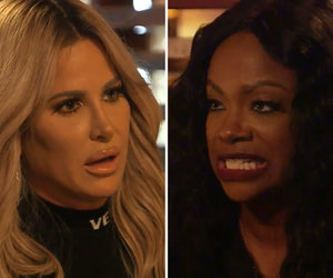 'RHOA' Fight of the Night: Kandi Burruss Rips Into Kim Zolciak: 'Who the F-ck You Cussing…
