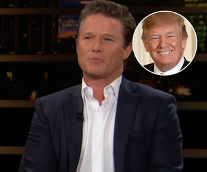 Billy Bush Defends Talkin' 'P-ssy' With Trump: 'You Know How Volatile He Is'