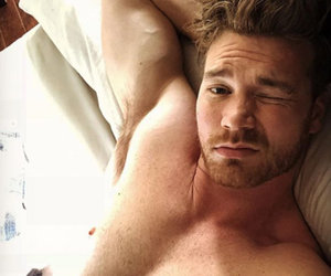 Derek Theler Marvel's New TV Star Has ABS OF STEEL