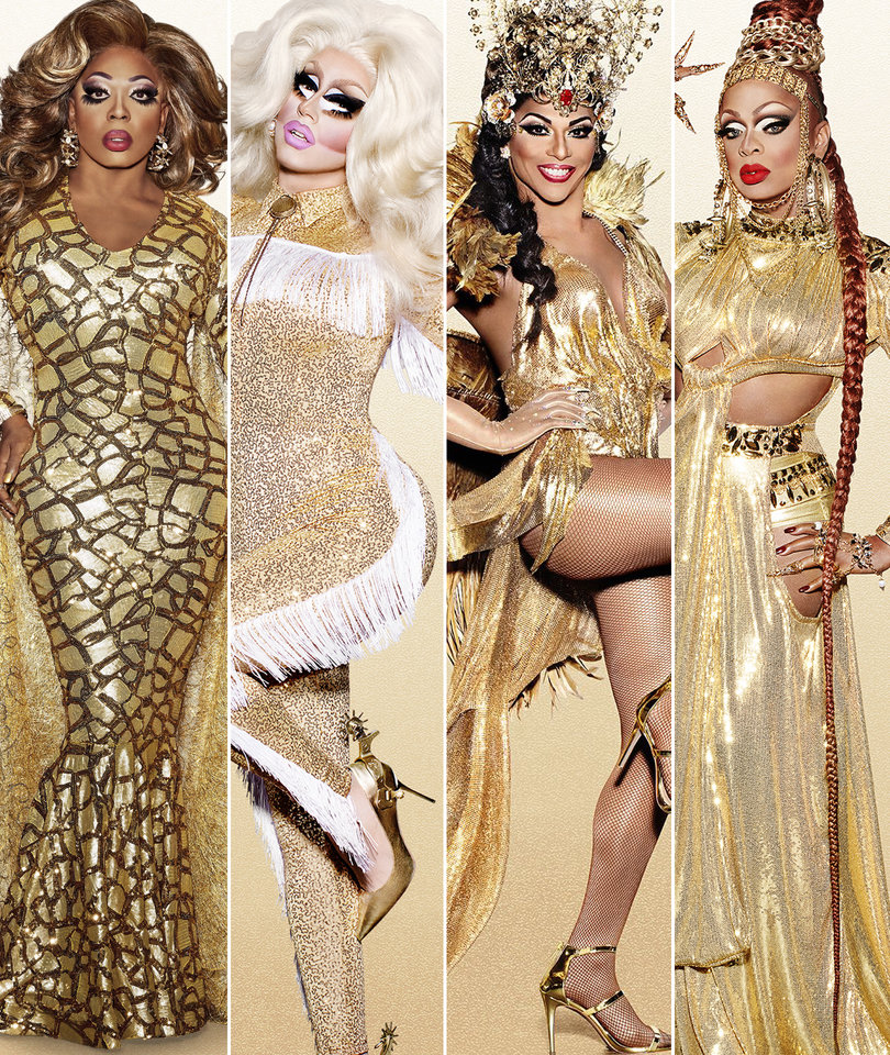 'RuPaul's Drag Race All Stars' Finale: Top 4 Spill on Surprise Votes