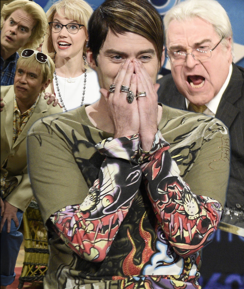 Stefon, John Goodman and 'Betsy DeVos' All Swing By Bill Hader's 'SNL'