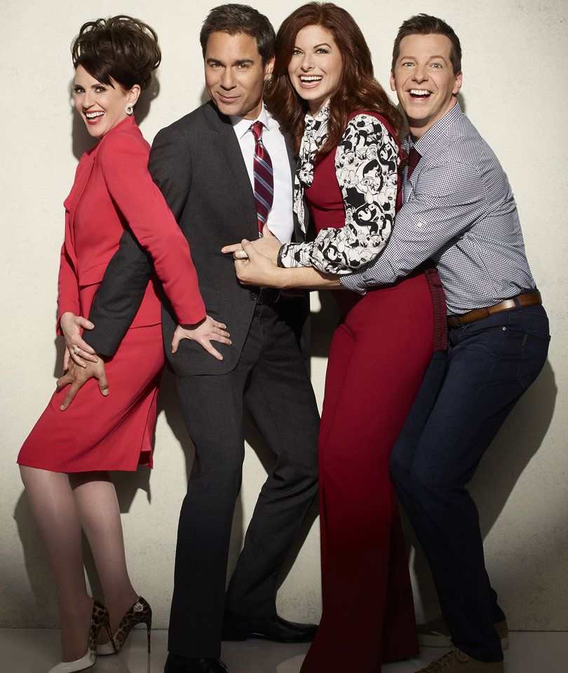 'Will & Grace' Renewed for Longer, Second and Third Seasons at NBC