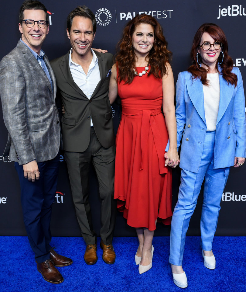 Why 'Will & Grace' Stars Don't Want a Trump Cameo