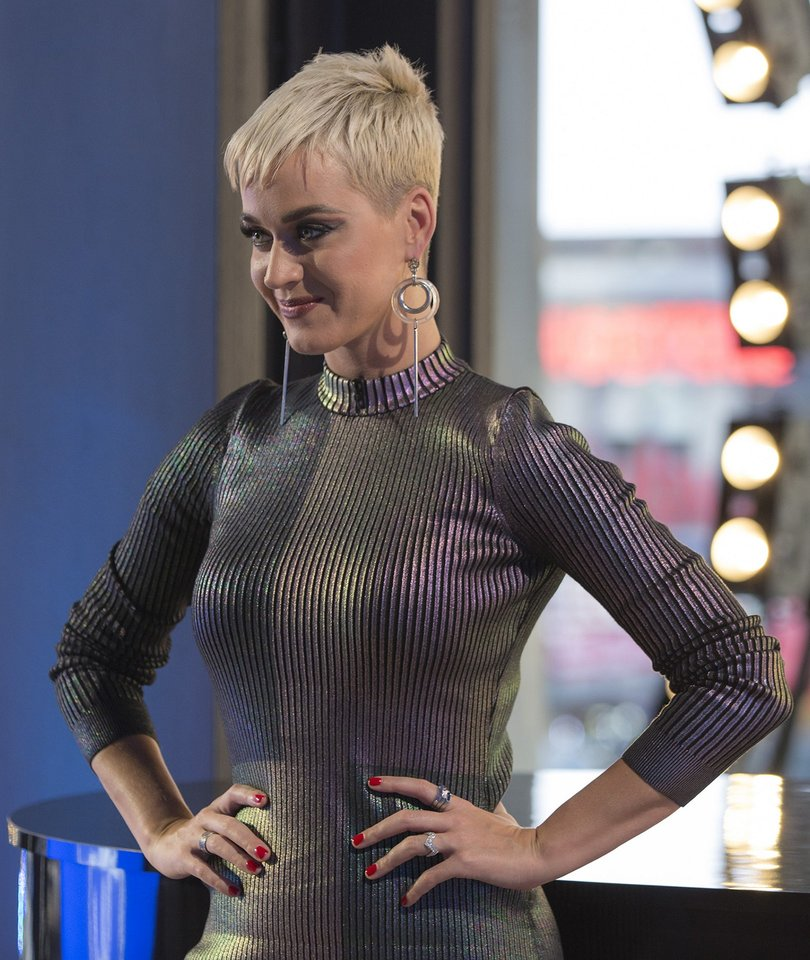 Katy Perry Embraces Cougar Side and Was That Some Taylor Swift Shade?