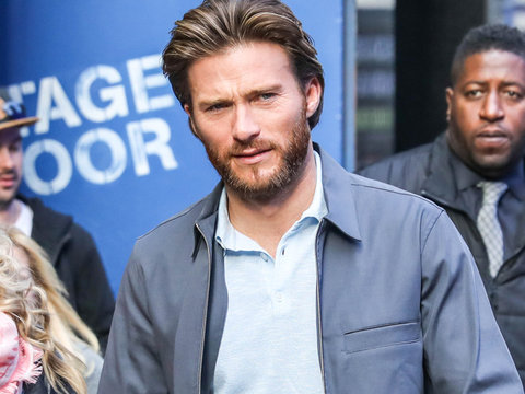 Scott Eastwood Looks More Like His Famous Father Than Ever