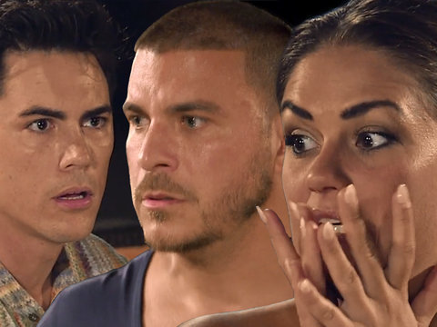 'Vanderpump Rules' Girls Gang Up on Jax Taylor in Mexico