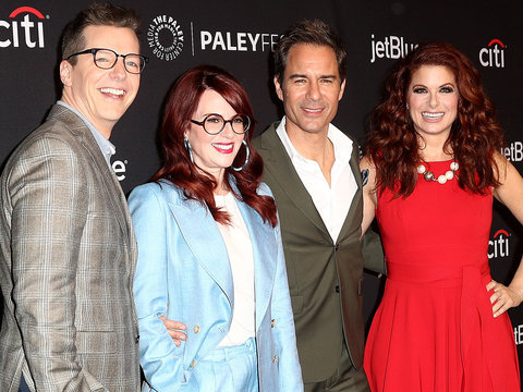TV's Biggest Stars Hit PaleyFest 2018