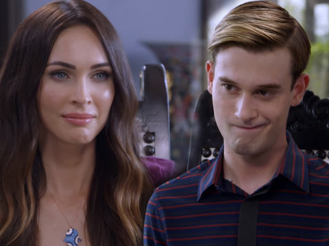 Megan Fox Gets a Surprising Message About Her Mother from the 'Hollywood Medium'