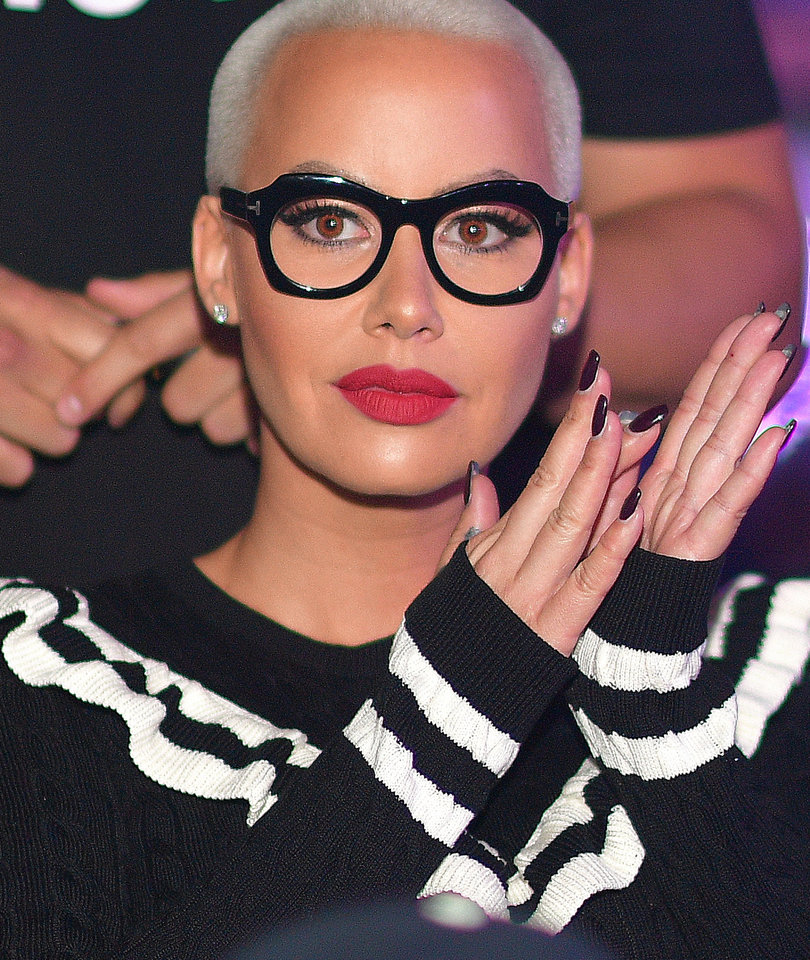 Amber Rose Expertly Claps Back at Trolls Shaming Her Son's Love of Taylor Swift