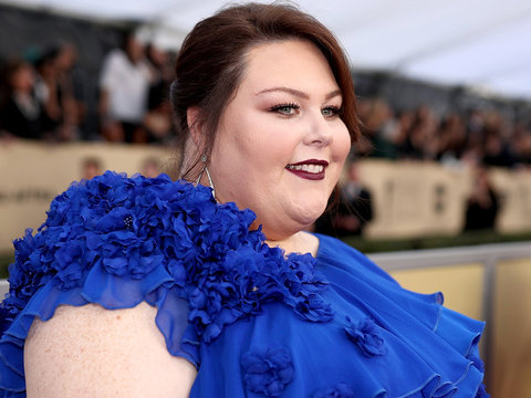 Chrissy Metz Details Stepfather's Brutal Body Shaming and Abuse
