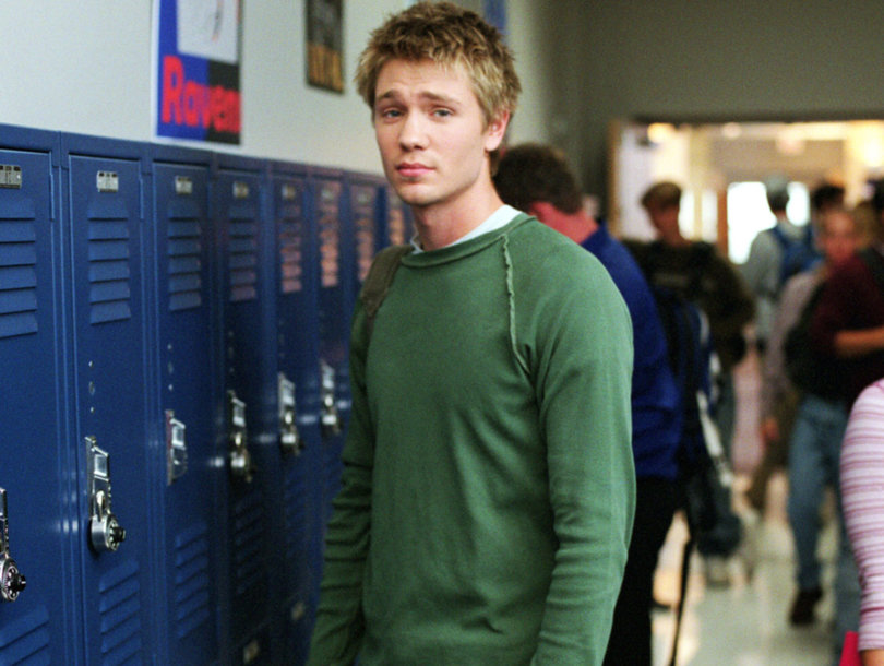 Chad Michael Murray Returns to Tree Hill 15 Years Later